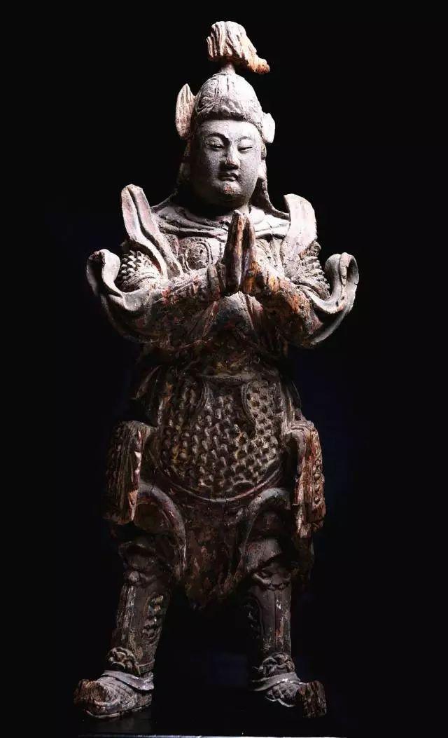 关于我为什么开始信佛吃素 ——记与广州市大佛寺韦陀菩萨有关的一件事